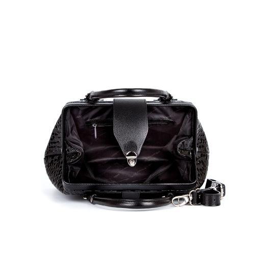 дорожная сумка/лаковые капли  736м.-1