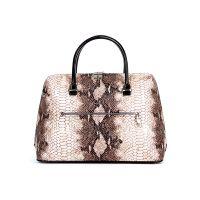 сумка женская/ 11692/ коричневый лак