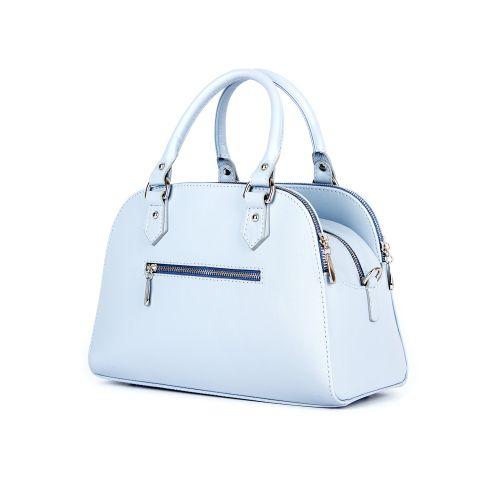 сумка женская/гелакси голубая 1240-3