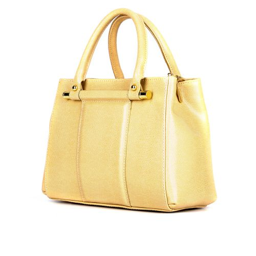 сумка женская/ящерица беж 1188-1