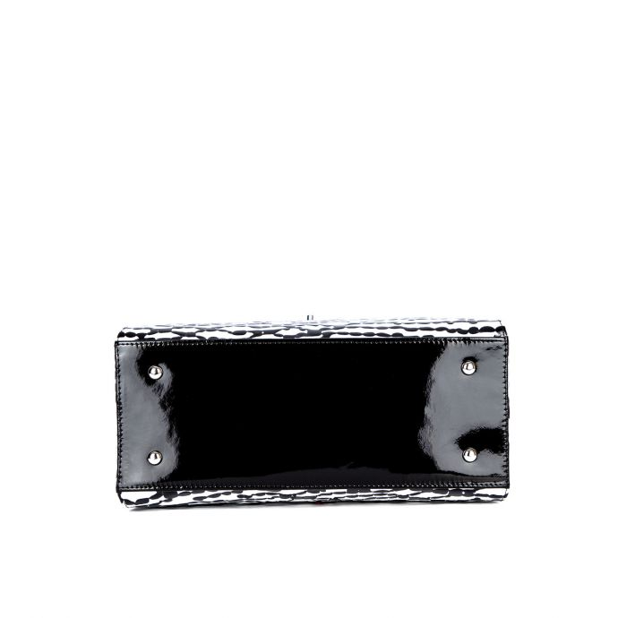 сумка женская/16588/верниче черный  1240-1