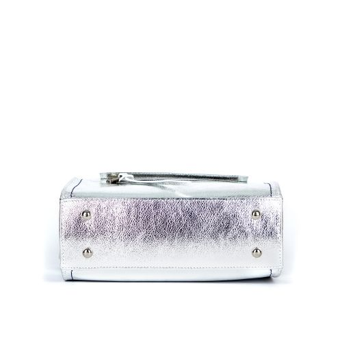 сумка женская/серебро 1182м.-6