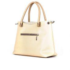 сумка женская/сафьяно бежевый