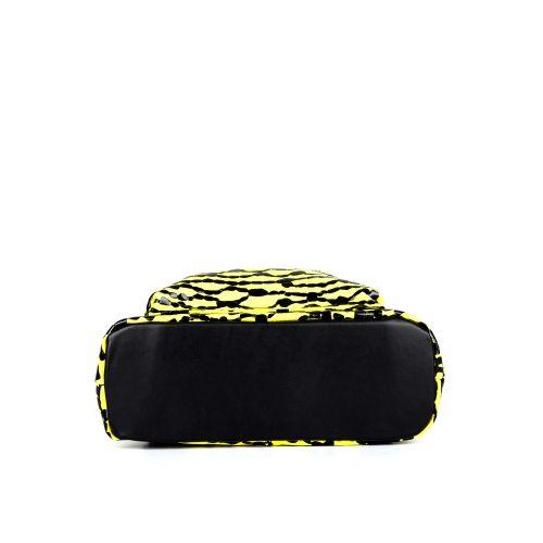рюкзак/лимонно-черный 929-5