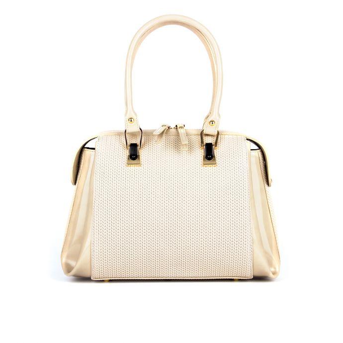 сумка женская/косички беж 832-1