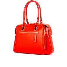 сумка женская/сафьяно красный
