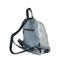 Рюкзак/флотар перламутровый серый