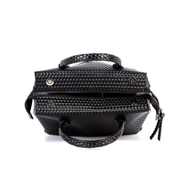 сумка женская/тудор черный 1058м.-1